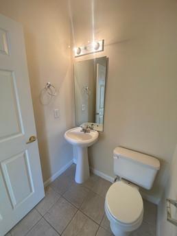The Ascot Half Bathroom