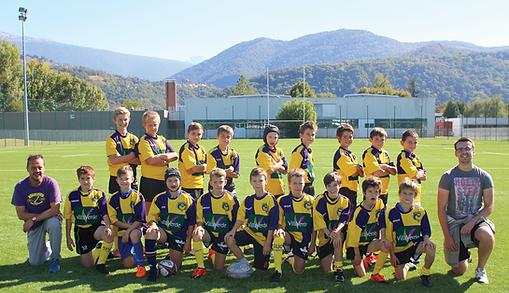 école de rugby GUC