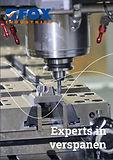 Thumbnail voor brochure CNC verspaning