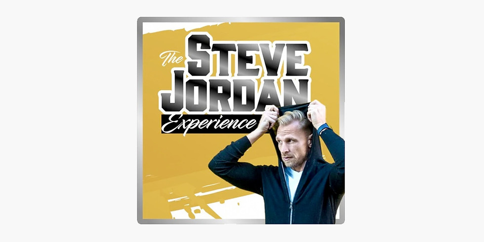 """""""Finding Purpose As We Age"""" on The Steve Jordan Experience Podcast"""