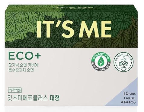 Eco Plus - Organic Cotton Pad: Large