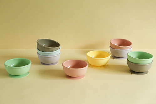 Silicone Anti-Slip Bowl