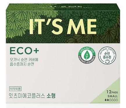 Eco Plus-Organic Cotton Pad: Small