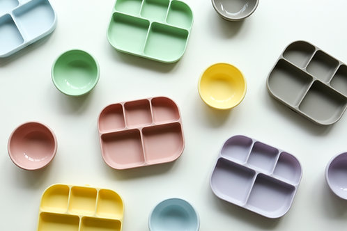 SILICONE DINNERSET