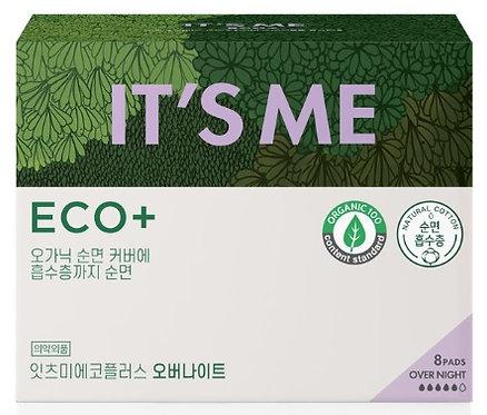 Eco Plus - Organic Cotton: Overnight