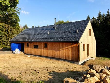 Montované domy letí, jde o dostupnost a rychlost výstavby