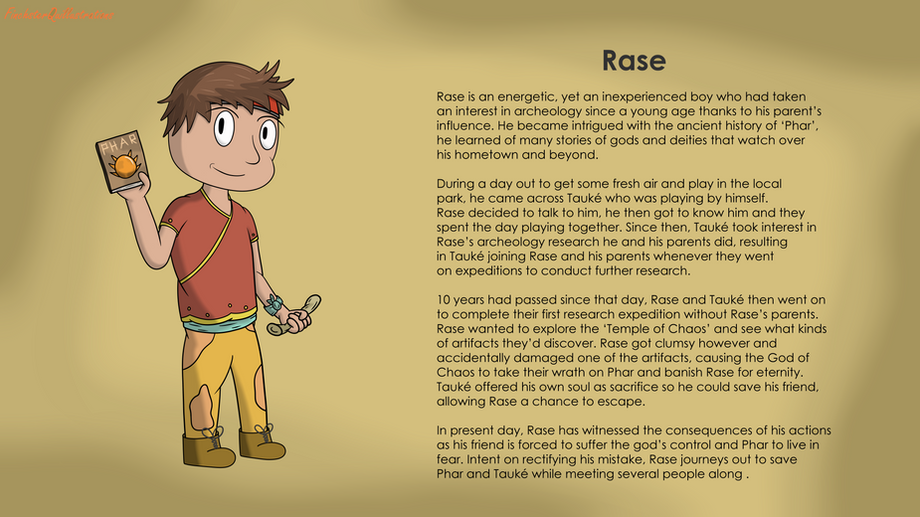 Rase (Character Biography)