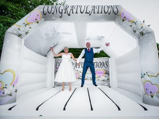 Hogarth's Stone Manor wedding