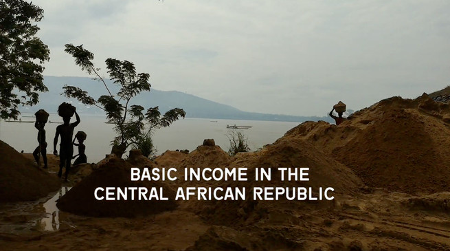 Universal Basic Income in Central African Republic
