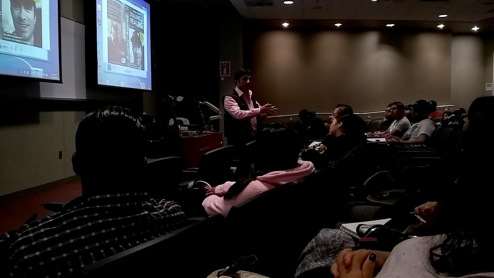 Lecture WHF LA