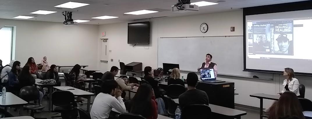 Lecture in Class LA