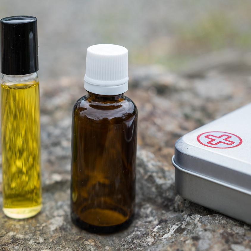 "Aromathérapie - Mes 3 huiles essentielles ""anti stress"""