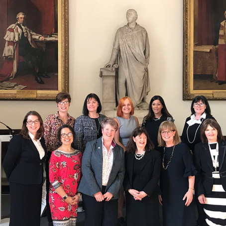 SEMLA members participate in 'the 100 Years of Women in Law Ministerial Summit'
