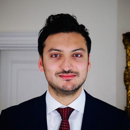 Usman Tariq panellist at The Herald's Diversity Conference Scotland
