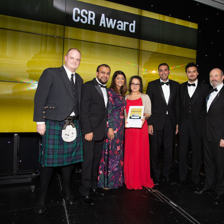 SEMLA awarded commendation at the Law Awards of Scotland 2018