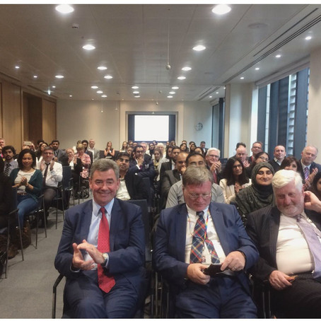 Lord Advocate and top legal figures give new ethnic minority lawyers association stellar launch