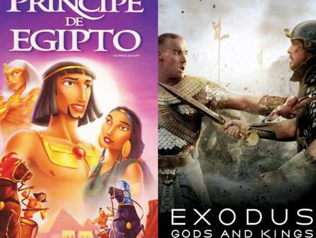 Éxodo vs El Príncipe de Egipto ¿Se acercan o no al contexto bíblico?