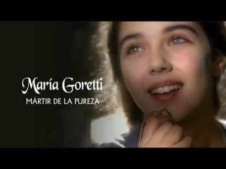 Santa Maria Goretti, mártir de la pureza