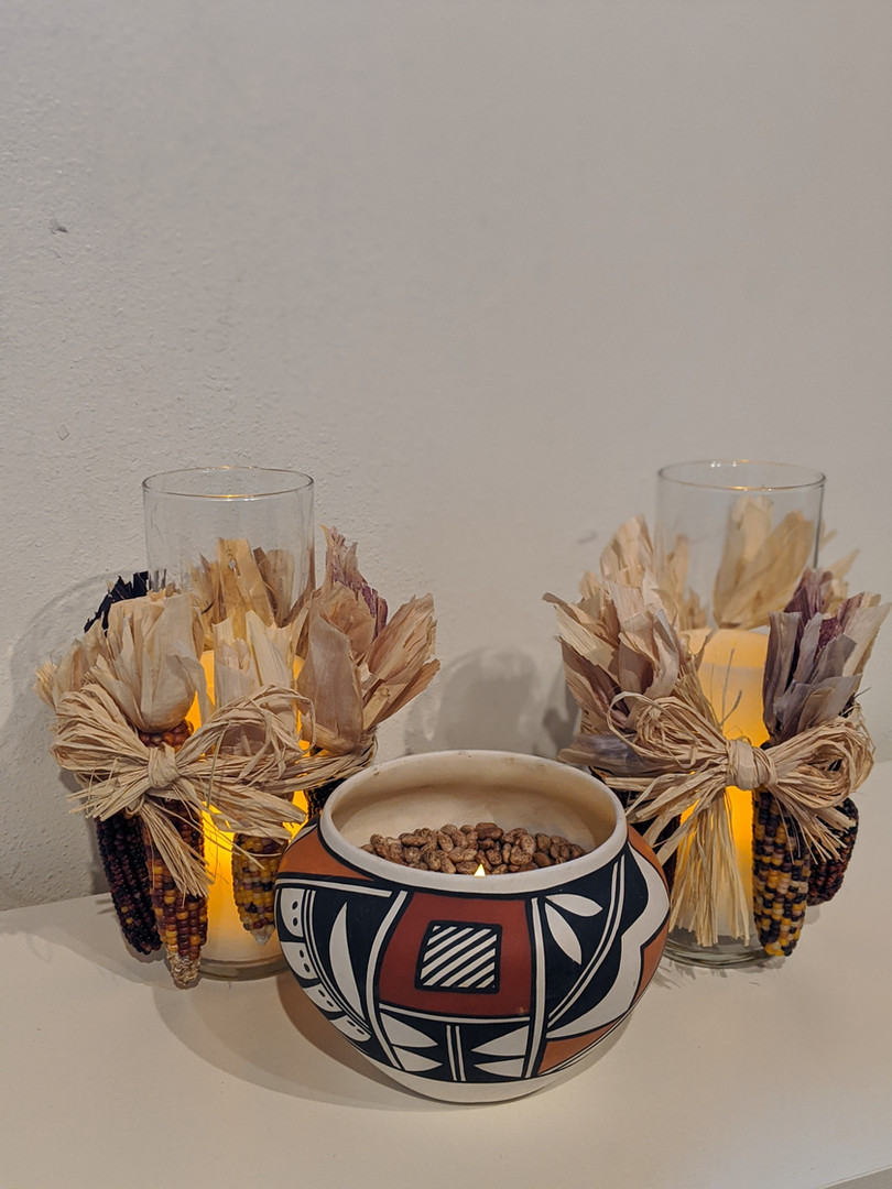 Native American centerpieces