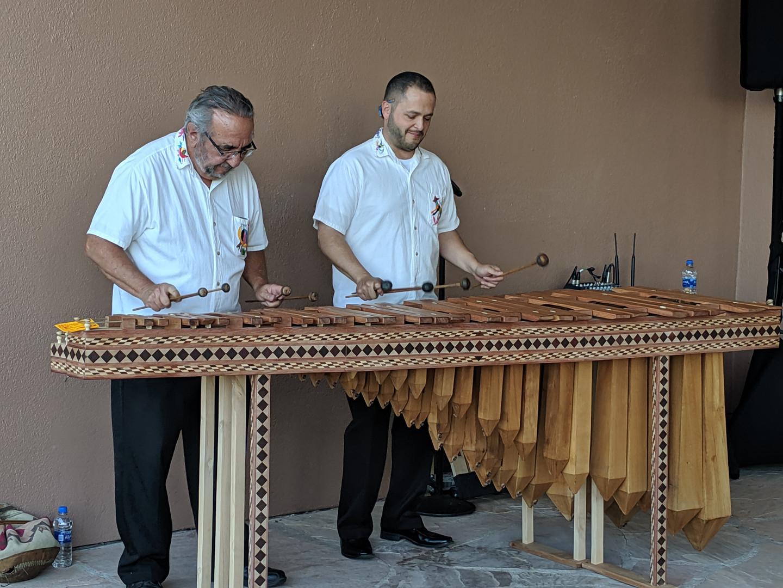 Marimba entertainment