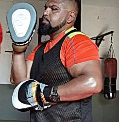 Trainer Ahmed - Boxen