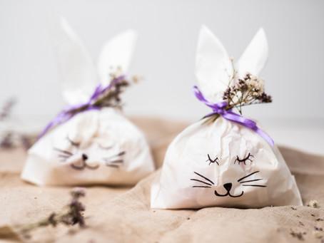 Süße Hasenverpackung - DIY Idee zum verschenken