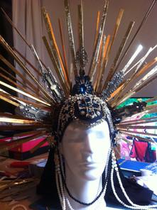 Madonna Head Dress
