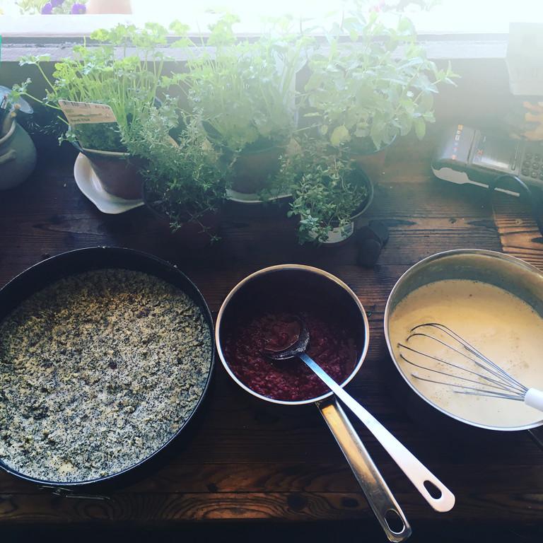 Torten Produktion