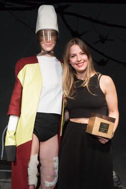 Winner Constance Gloßner