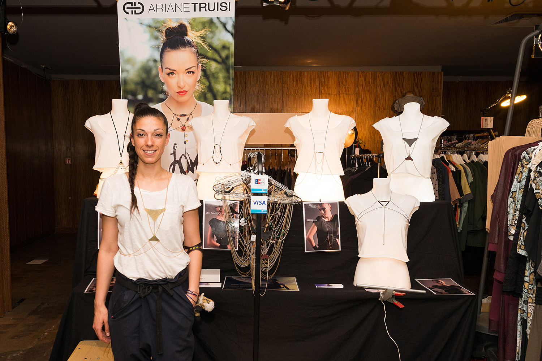 Designer | Ariane Truisi body chains