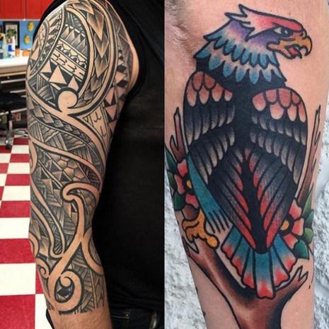 Eagle & Unique Design