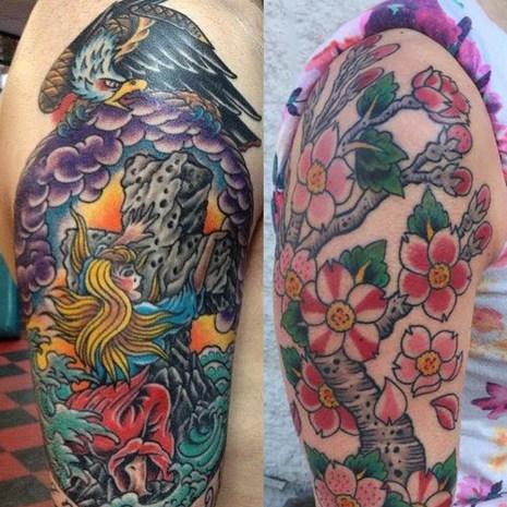 Different Designs Tattoo