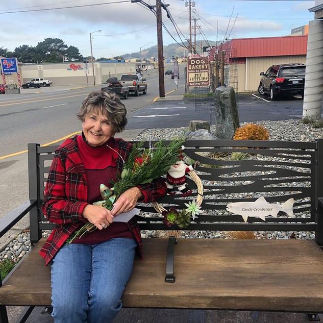 Memorial Fish Plaque to Honor Family Member