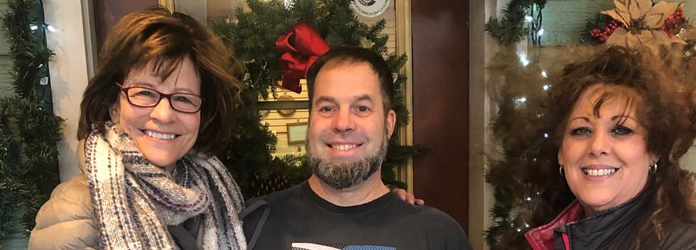 Mike Merica (plaque creator donor)
