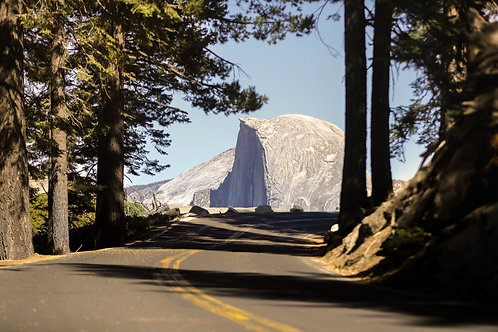 The Road to Half Dome