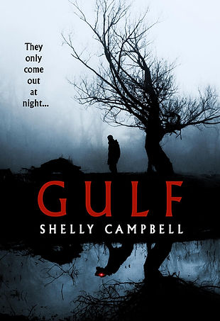 Cover for Gulf Debut Horror by Shelly Campbell