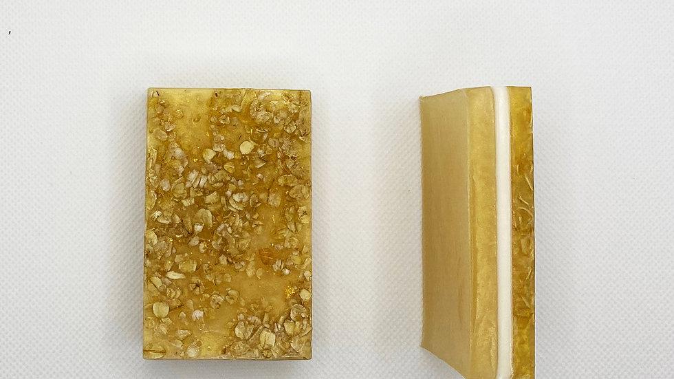 Scrub-A-Dub Dub (Oat and Honey) (1 Bar)
