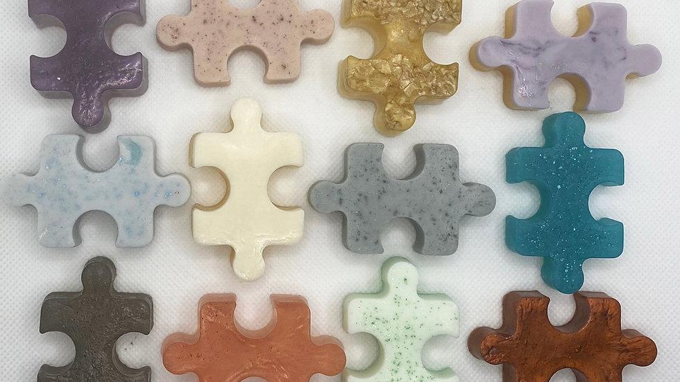 Pieces of Me (2 puzzle Pieces) Surprise color combo(2)