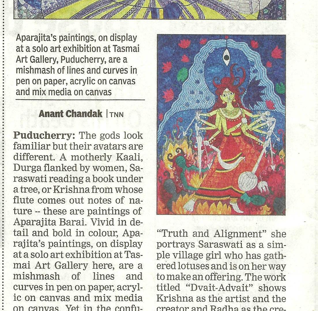 Times of India | Chennai | Jan 24, 2016