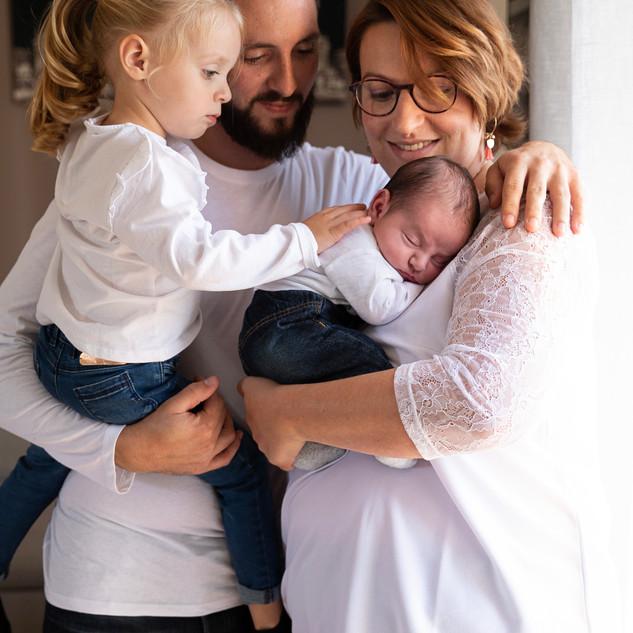 Photographe Maternité, Grossesse, Nouveau né, Naissance, Bébé, Enfant, Maman, Famille, Auterive (31) | Muret, Toulouse et sa région
