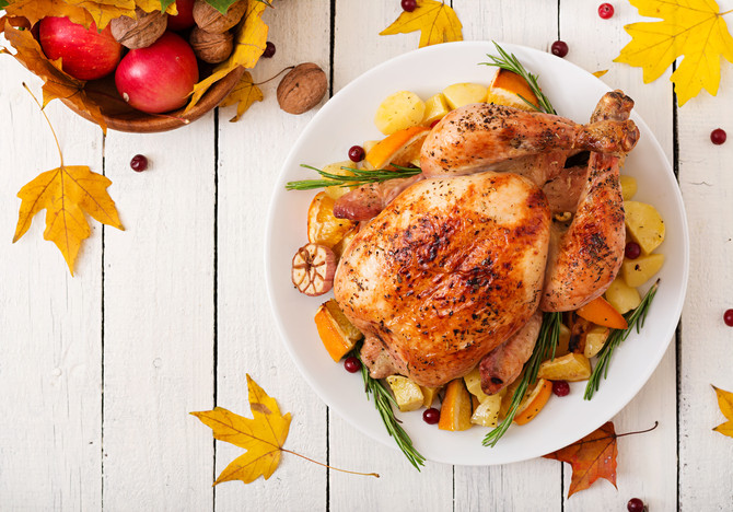 Holidays on the Grill - Chef Luis's Incredible Turkey Recipe