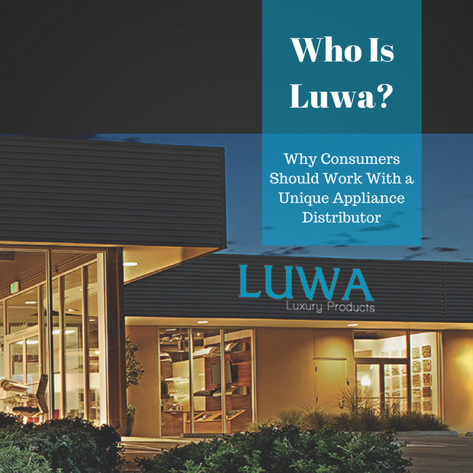 Who is Luwa? The Role of a Unique Distributor