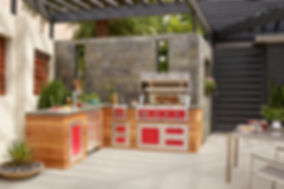 Outdoor Built-in Kitchen_Matador_Glam_(R
