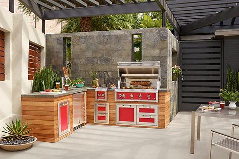 Outdoor Built-in Kitchen_Matador_Glam_(R