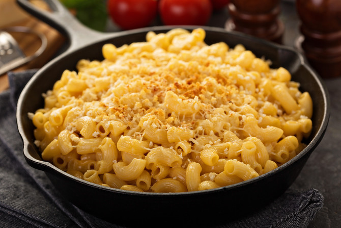 Holidays on the Grill - Chef Luis's Smoked Mac & Cheese