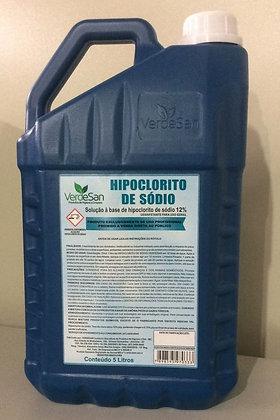 HIPOCLORITO 05 LITROS