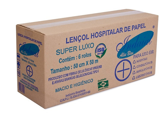LENÇOL HOSPITALAR