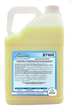 BT600 LIQUIDO AMACIANTE DE ROUPAS