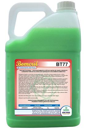 BT77 EC 05 LITROS DESENGRAXANTE ESPUMA CONTROLADA