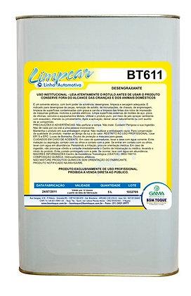BT611 05 LITROS LIQUIDO SOLVENTE LIMPCAR